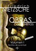 OBRAS COMPLETAS (V.1) di SANCHEZ MECA, DIEGO