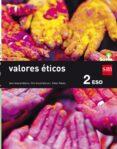 VALORES ÉTICOS 2º ESO SAVIA 16 di VV.AA