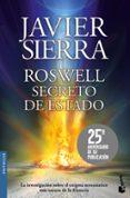ROSWELL: SECRETO DE ESTADO de SIERRA, JAVIER