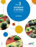 Geografía E Historia 3º Eso Aragon