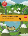CIENCIAS SOCIALES MADRID INTEGRADO SAVIA ED 2014 3º PRIMARIA di VV.AA.