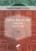 LA HISPANIA TARDORROMANA Y VISIGODA. SIGLOS V-VIII di LORING GARCIA, MARIA ISABEL
