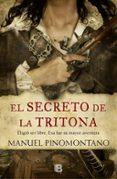 EL SECRETO DE LA TRITONA di PINOMONTANO, MANUEL