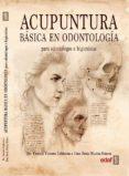 9788469751503 - Vicente Calderon Vicente: Acupuntura Básica En Odontología - Libro