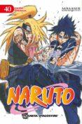 Naruto Nº 40 (de 72) (pda)