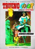 TRUENO COLOR Nº 6: SALVAMENTO ARRIESGADO (AVENTURAS DEL CAPITAN T RUENO) de MORA, VICTOR  AMBROS