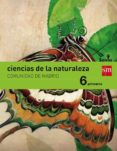 CIENCIAS DE LA NATURALEZA MADRID INTEGRADO SAVIA-15 6º EDUCACION PRIMARIA di VV.AA.