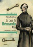LA CASA DE BERNARDA ALBA de GARCIA LORCA, FEDERICO