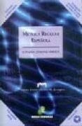 METRICA REGULAR ESPAÃ'OLA (INCLUYE CD) di CORONA MARZOL, GONZALO