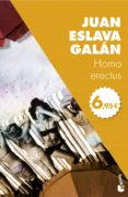 HOMO ERECTUS de ESLAVA GALAN, JUAN