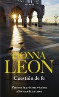CUESTION DE FE de LEON, DONNA