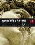 GEOGRAFIA E HISTORIA 3º ESO SAVIA CANTABRIA/ PAIS VASCO/ NAVARRA/ LA  RIOJA/ MADRID/ CASTILLA LA MANCHA. ED 2015 di VV.AA.
