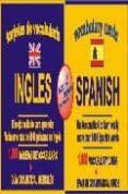 TARJETAS DE VOCABULARIO INGLES/ESPAÑOL di VV.AA.