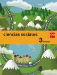 CIENCIAS SOCIALES. 3 PRIMARIA. SAVIA de VV.AA.