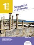 GEOGRAFÍA E HISTORIA 1º ESO ANDALUCÍA / CEUTA / MELILLA di VV.AA