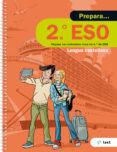 9788441230408 - Vv.aa.: Quadern Prepara Lengua Castellana 2º Eso Ed 2017 - Libro
