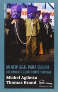NEW DEAL PARA EUROPA di AGLIETTA, MICHEL