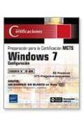 PREPARACION PARA LA CERTIFICACION MCTS: WINDOWS 7: CONFIGURACION EXAMEN Nº 70-680 di DREUX, EMMANUEL