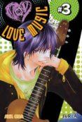 LOVE MUSIC Nº 3 de ODA, AYA