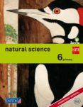 NATURAL SCIENCE 6º EDUCACION PRIMARIA SAVIA ED 2015 di VV.AA.