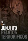 9788417176211 - Ito Junji: Junji Ito: Relatos Terroríficos Núm. 13 - Libro