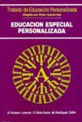 EDUCACION ESPECIAL PERSONALIZADA di GARCIA HOZ, VICTOR