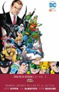 Grandes Autores De La Liga De La Justicia: Keith Giffen J.m. Dematteis