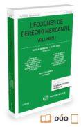 CIVITAS: LECCIONES DE DERECHO MERCANTIL, TOMO I (14ª ED.) di MENENDEZ, AURELIO