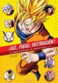 9788494770012 - Miguel Martínez-nestro Rubio: ¡luz Fuego Destrucción! La Gran Aventura De Dragon Ball 2 - Libro