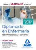 9788414207413 - Vv.aa.: Diplomado En Enfermería Del Servicio Murciano De Salud. Test Parte Gen - Libro