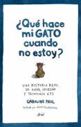 ¿QUE HACE MI GATO CUANDO NO ESTOY? de PAUL, CAROLINE
