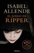 EL JUEGO DE RIPPER de ALLENDE, ISABEL