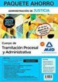 9788414202814 - Vv.aa.: Paquete Ahorro Tramitación Procesal Y Administrativa (turno Libre). (i - Libro