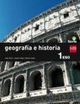 GEOGRAFÍA E HISTORIA 1º ESO SAVIA GENERAL ED 2015 2 di VV.AA.