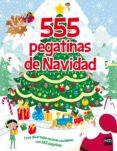 555 PEGATINAS DE NAVIDAD di VV.AA.