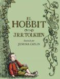 EL HOBBIT (ILUSTRADO POR JEMIMA CATLIN) de TOLKIEN, J.R.R.