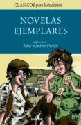 LAS NOVELAS EJEMPLARES DE CERVANTES (CLASICOS PARA ESTUDIANTES) de NAVARRO DURAN, ROSA