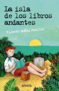 LA ISLA DE LOS LIBROS ANDANTES di MUÑOZ PUELLES, VICENTE