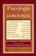 PSICOLOGIA Y CONCIENCIA di RODRIGUEZ BORNAETXEA, FERNANDO