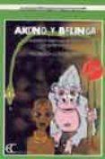 AKONO Y BELINGA (EL MUCHACHO NEGRO QUE SE TRANSFORMO EN GORILA BL ANCO) di MAKOME  INONGO