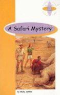 A Safari Mystery (br 4 Eso) - Burlington Books