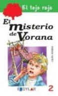 EL MISTERIO DE VORANA EL TEJO ROJO di VV.AA
