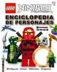 LEGO NINJAGO ENCICLOPEDIA DE PERSONAJES di VV.AA.
