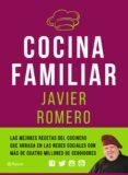 9788408171119 - Romero Javier: Cocina Familiar - Libro