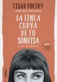 LA LINEA CURVA DE TU SONRISA (COLECCION #BLACKBIRDS) di ORTIZ ALBALADEJO, CESAR POETRY