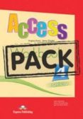 ACCESS 4 WORKBOOK PACK 2 di VV.AA