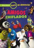 9788408146421 - Vv.aa.: Dreamworks. Busca Las Diferencias. Amigos Chiflado - Libro