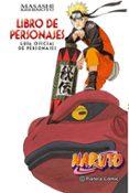 NARUTO GUIA Nº 03 LIBRO DE PERSONAJES di KISHIMOTO, MASASHI