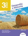 GEOGRAFÍA E HISTORIA 3º ESO ANDALUCÍA / CEUTA / MELILLA di VV.AA