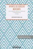 9788491771821 - Bercovitz Rodriguez-cano Alberto: Apuntes De Derecho Mercantil (duo) 18ª Ed. 2017 - Libro